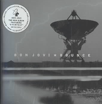 BOUNCE BY BON JOVI (CD)