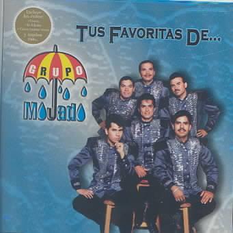 TUS FAVORITAS DE GRUPO MOJADO BY GRUPO MOJADO (CD)
